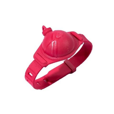 Pulseira ÖUS Gomo Vermelha