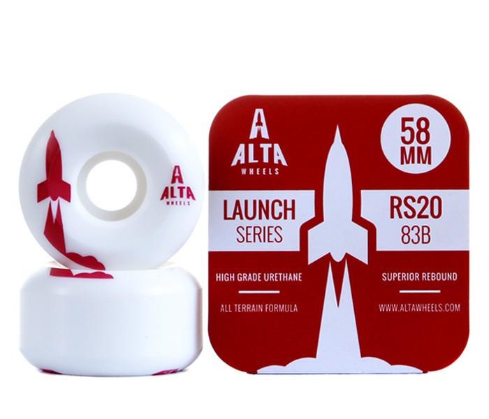 Roda Alta Launch Series 58mm