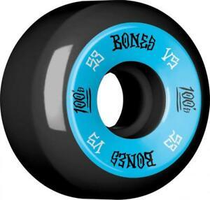 Roda Bones 100's 53mm V5 Preta