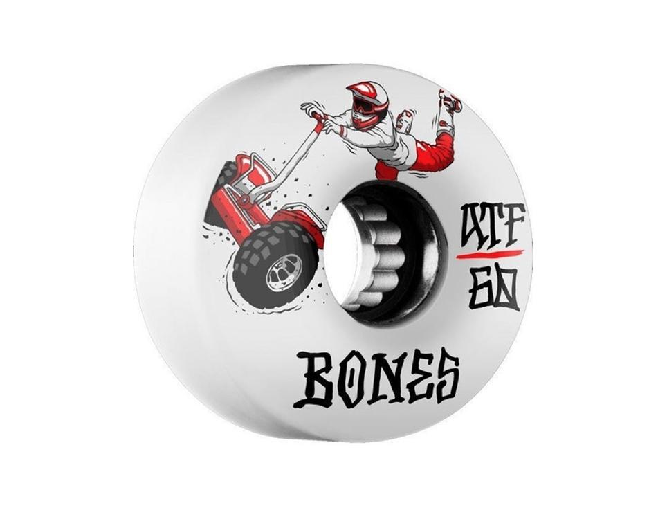 Roda Bones ATF Seg Cross 60mm 80a