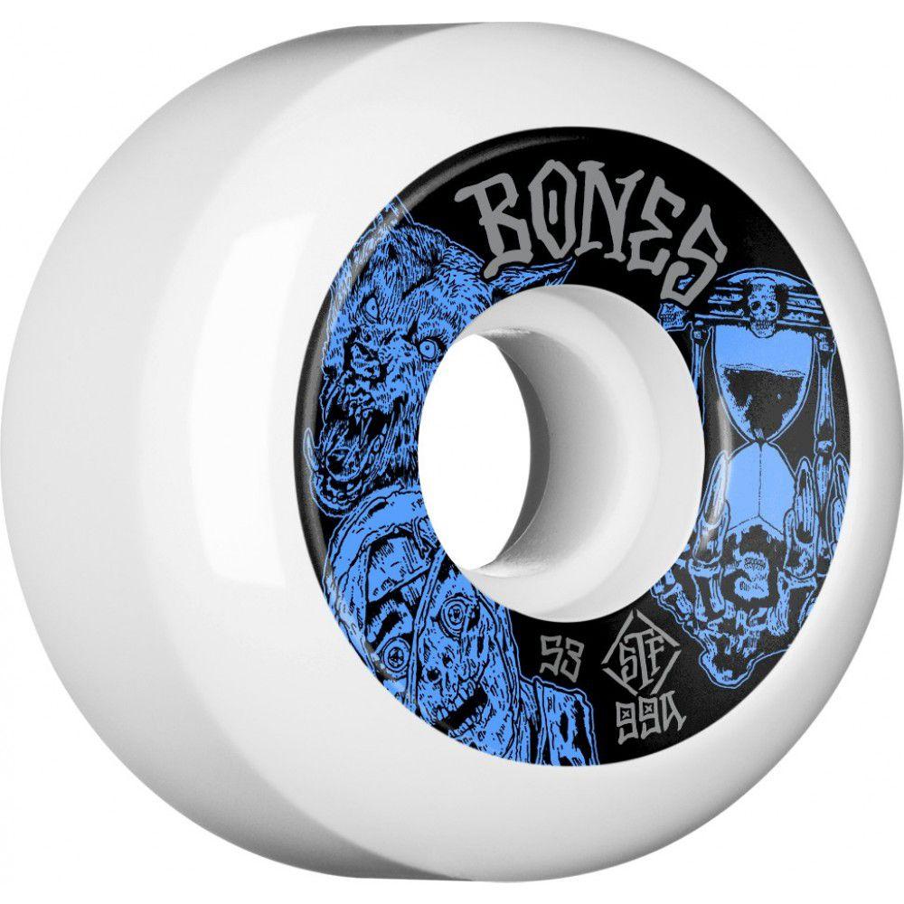 Roda Bones Easy Streets Time Beasts 53mm V5