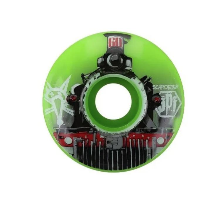 Roda Bones SPF Ben Schroeder Train P2 60mm