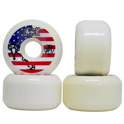 Roda Bones SPF Bucky Lasek USA P5 58mm