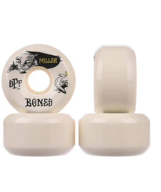 Roda Bones SPF Miller Guilty Cat P5 58mm