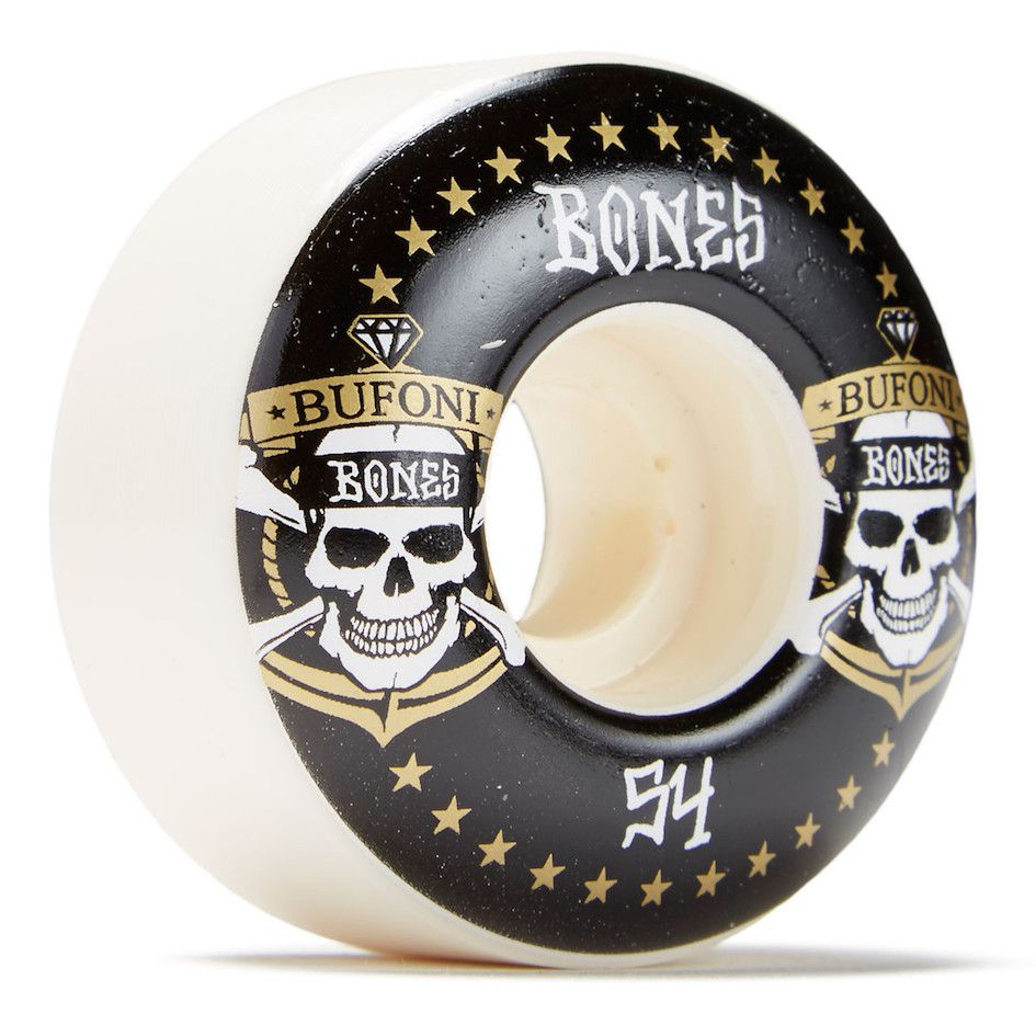 Roda Bones STF Bufoni Live 2 Ride V1 54mm
