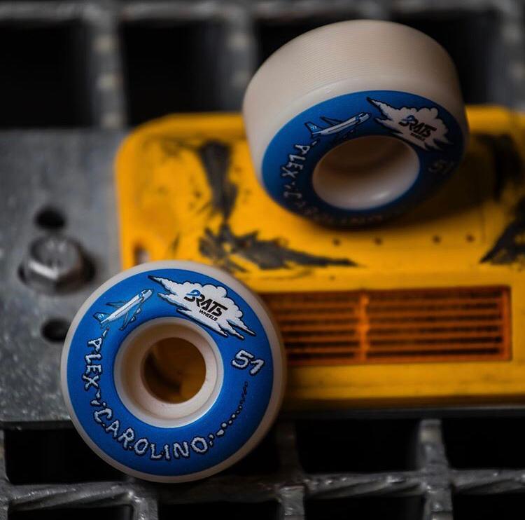 Roda Brats Wheels Alex Carolino Evo Formula 51mm