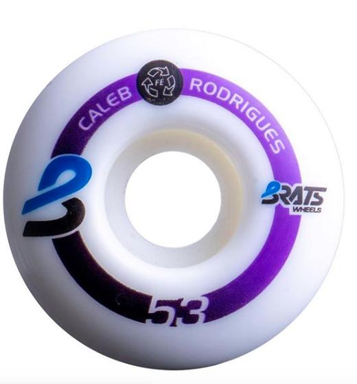 Roda Brats Wheels Calleb Rodrigues 53mm