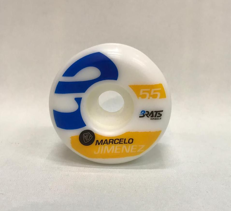 Roda Brats Wheels Conica Marcelo Jimenez 55mm
