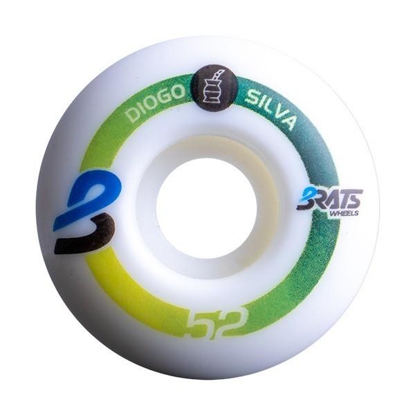 Roda Brats Wheels Diogo Silva 52mm