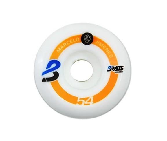 Roda Brats Wheels Marcelo Jimenez 54mm