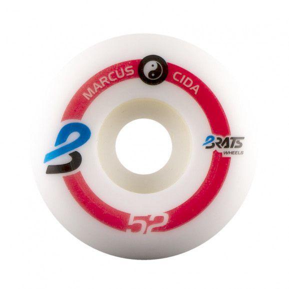 Roda Brats Wheels Marcus Cida 52mm