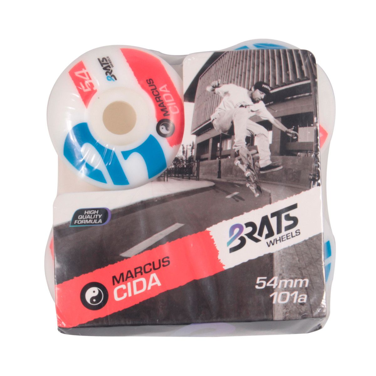 Roda Brats Wheels Marcus Cida 54mm