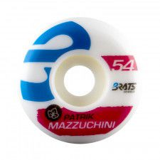 Roda Brats Wheels Patrick Mazzucini 54mm