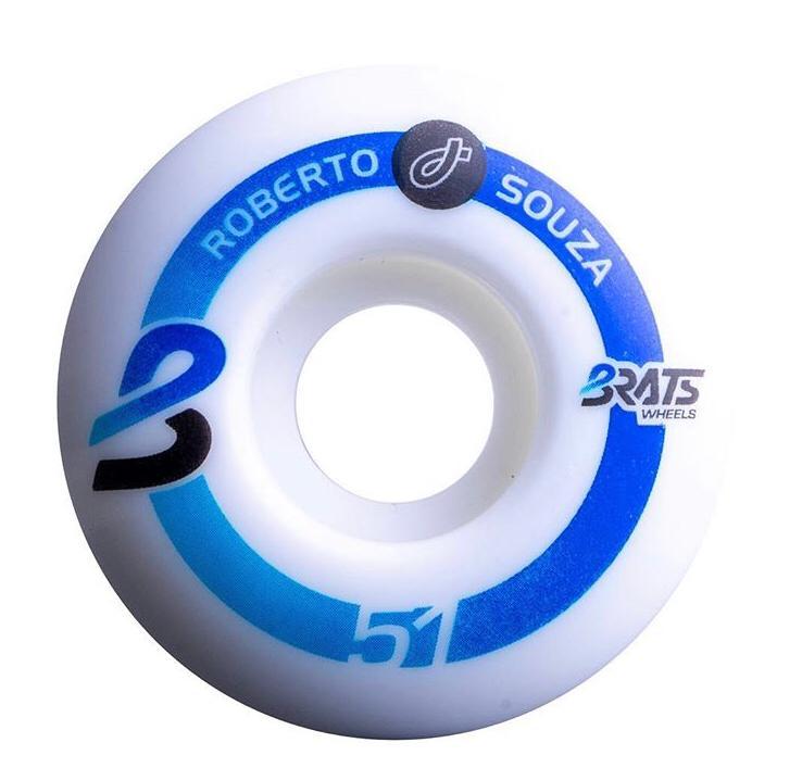 Roda Brats Wheels Roberto Souza 51mm