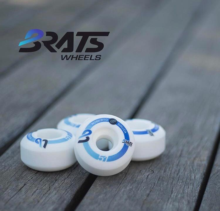 Roda Brats Wheels Roberto Souza 51mm