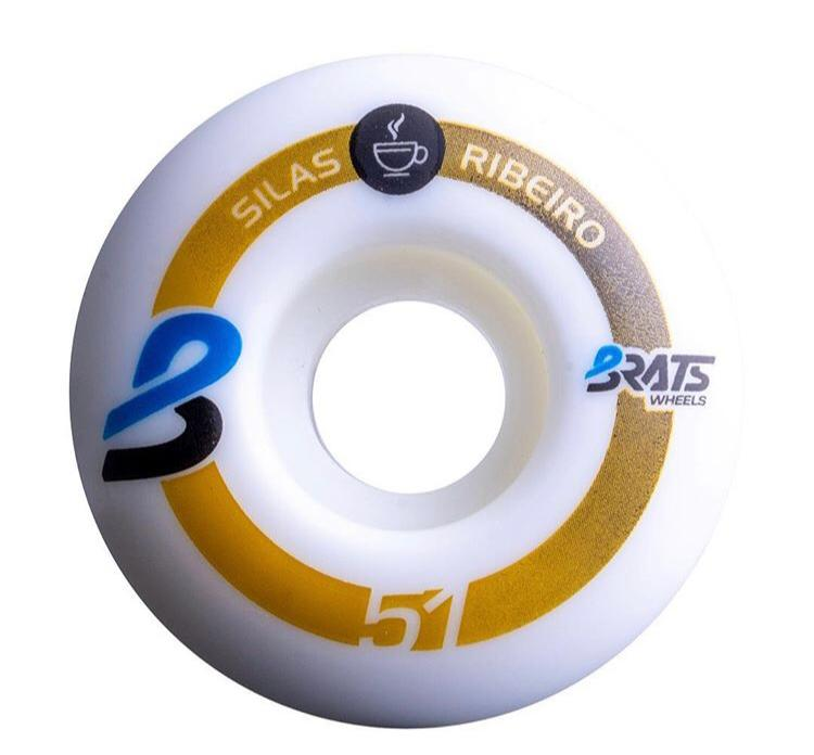 Roda Brats Wheels Silas Ribeiro 51mm
