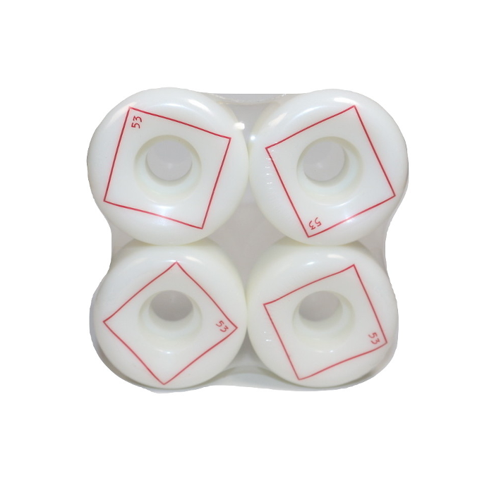 Roda Chocolate Square Conical 53mm