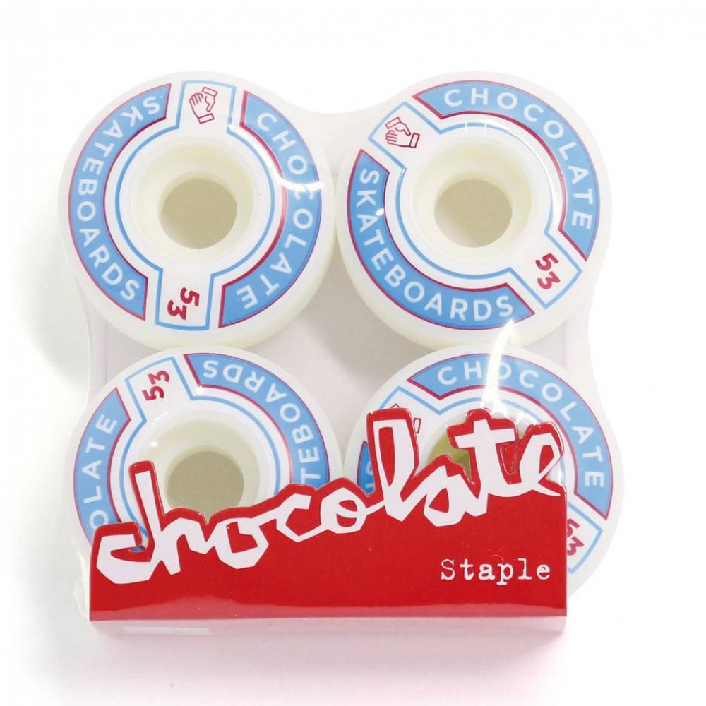 Roda Chocolate Union Staple 53mm