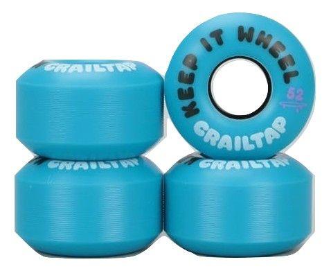 Roda Crailtap Soft Blue 80a 52mm