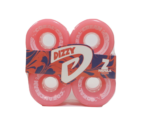 Roda Dizzy Coral Cream 67mm 78a