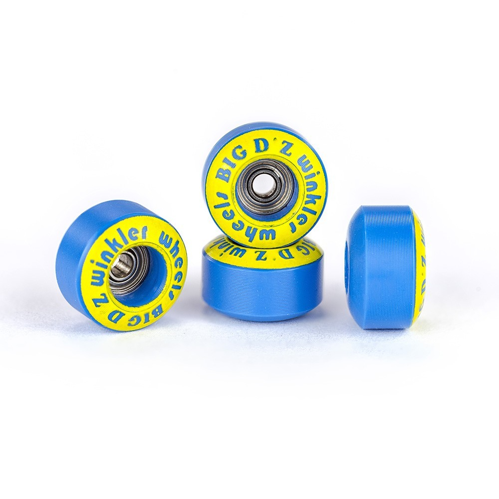Roda Fingerboard Winkler Wheels Big Daddy`z Blue