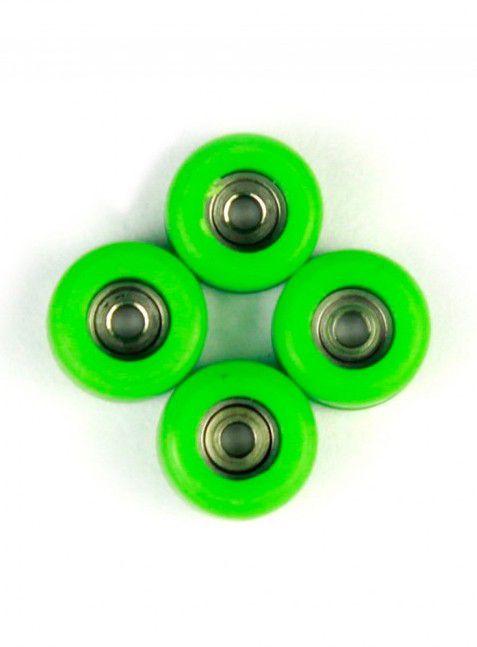 Roda Fingerboard WOW Verde