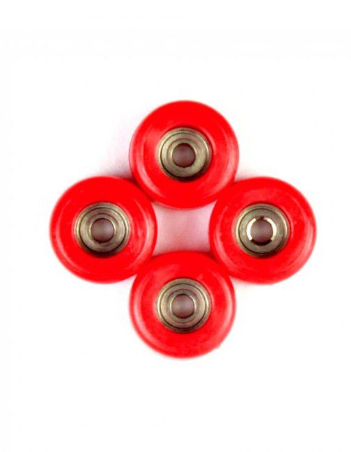 Roda Fingerboard WOW Vermelha