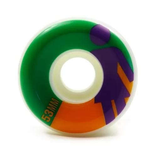 Roda Girl OG Splitz Conical 53mm