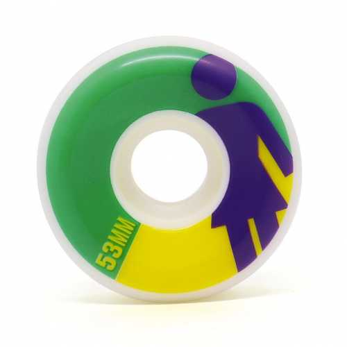 Roda Girl Splitz Conical 53mm