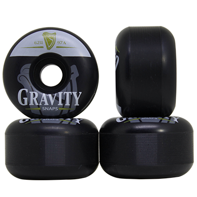 Roda Gravity Snaps 62mm 97a