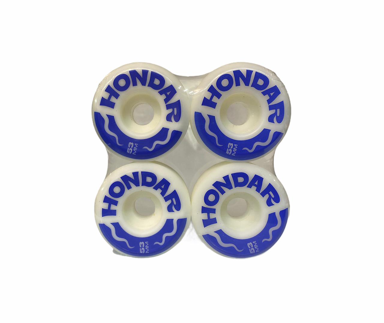 Roda Hondar Boogie Cônica 53mm