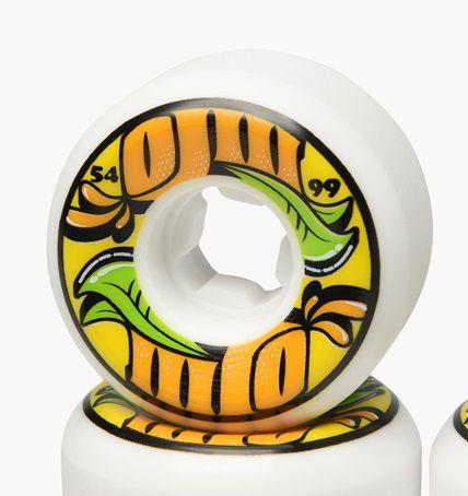 Roda OJ Concentrate Conical 54mm