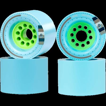 Roda Orangatang KEGEL Azul 80mm 77a