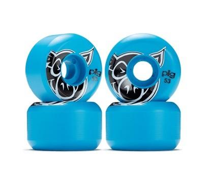 Roda Pig Head C-Line Blue 53mm