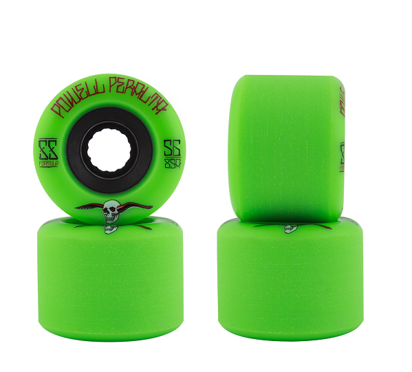 Roda Powell Peralta G Slides 56mm 85a Verde