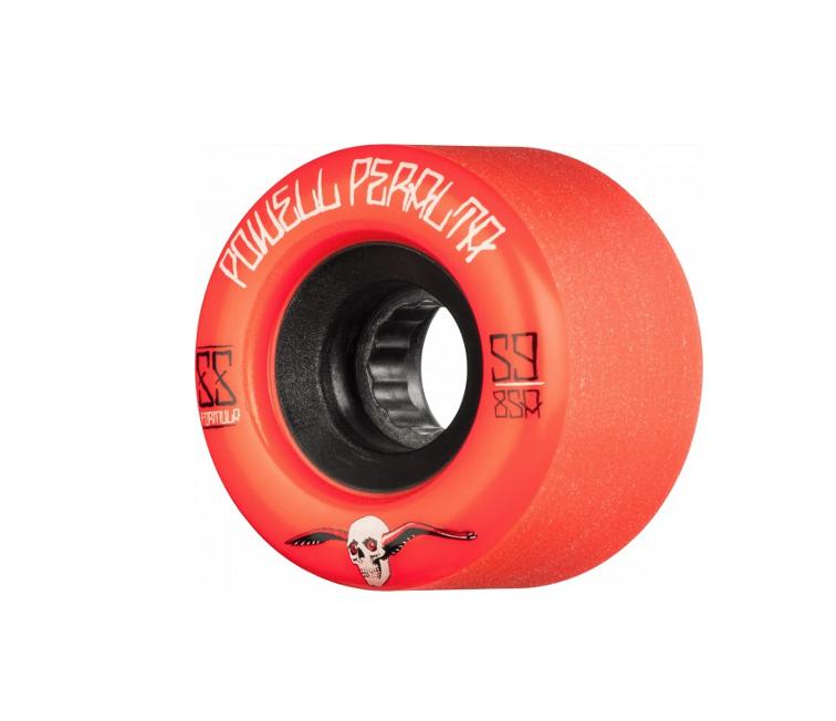 Roda Powell Peralta G Slides 59mm 85a Vermelha
