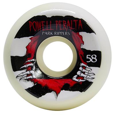 Roda Powell Peralta Park Rippers 58mm