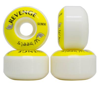 Roda Revenge Branca 51mm