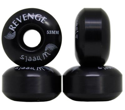 Roda Revenge Preta 53mm