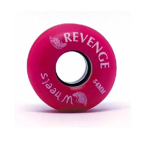 Roda Revenge Soft Rosa 54mm