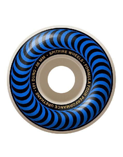 Roda Spitfire Formula Four Classic Blue 56mm