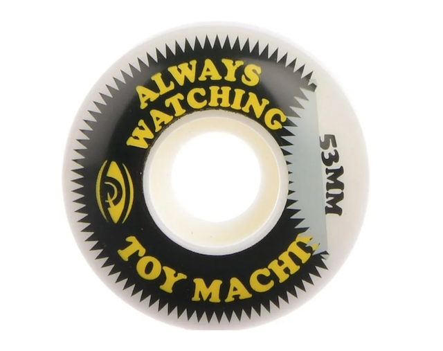 Roda Toy Machine Always Watching 53mm