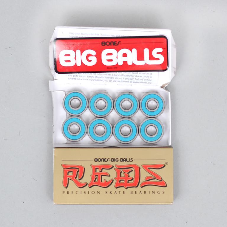 Rolamento Big Balls Reds Bones