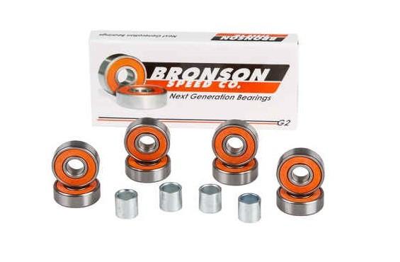 Rolamento Bronson Speed G2
