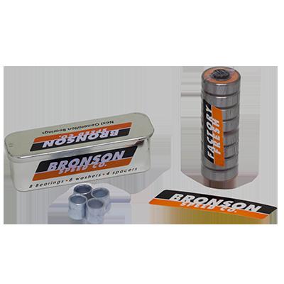 Rolamento Bronson Speed G3