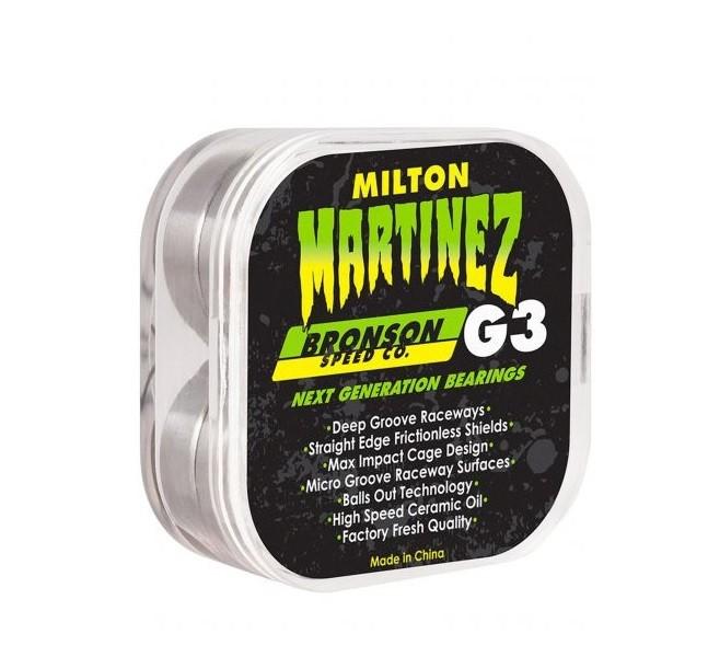 Rolamento Bronson Speed G3 Milton Martinez