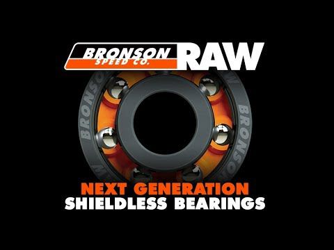 Rolamento Bronson Speed G3 Raw