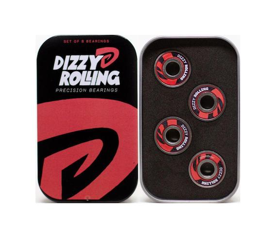 Rolamento Dizzy Longboards Rolling Precision