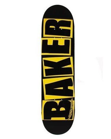 Shape Baker Classic Black Yellow 8.1