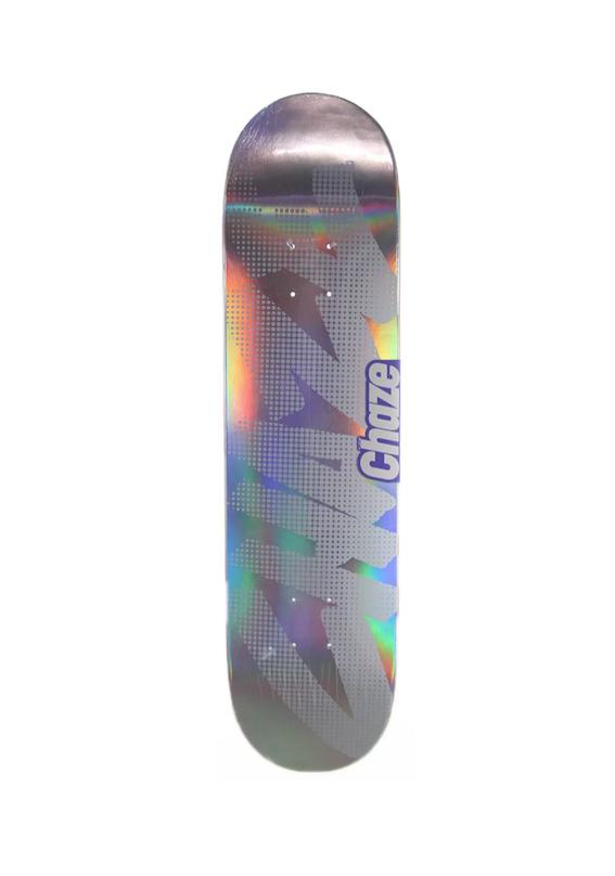 Shape Chaze Digital Foil Prata 8.0